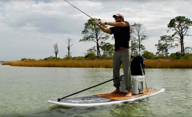 Ami outfitters sup for Best fishing sup
